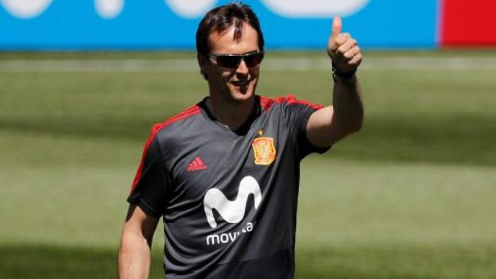 المدرب الجديد لريال مدريد جولن لوبيتيجي