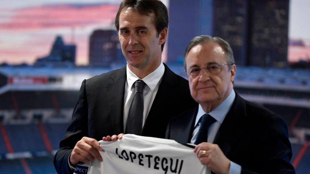 لوبيتيجي المدرب الجديد لريال مدريد