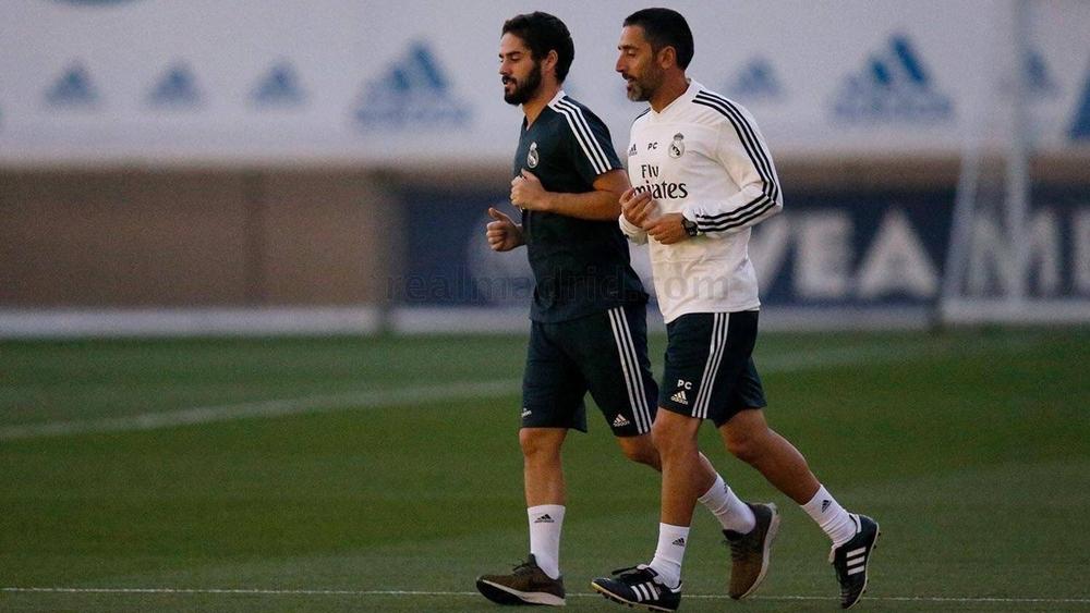 لاعب ريال مدريد إيسكو
