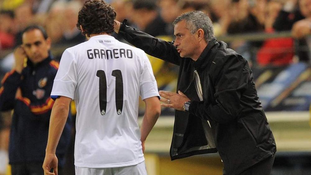 غرانيرو رفقة مورينيو