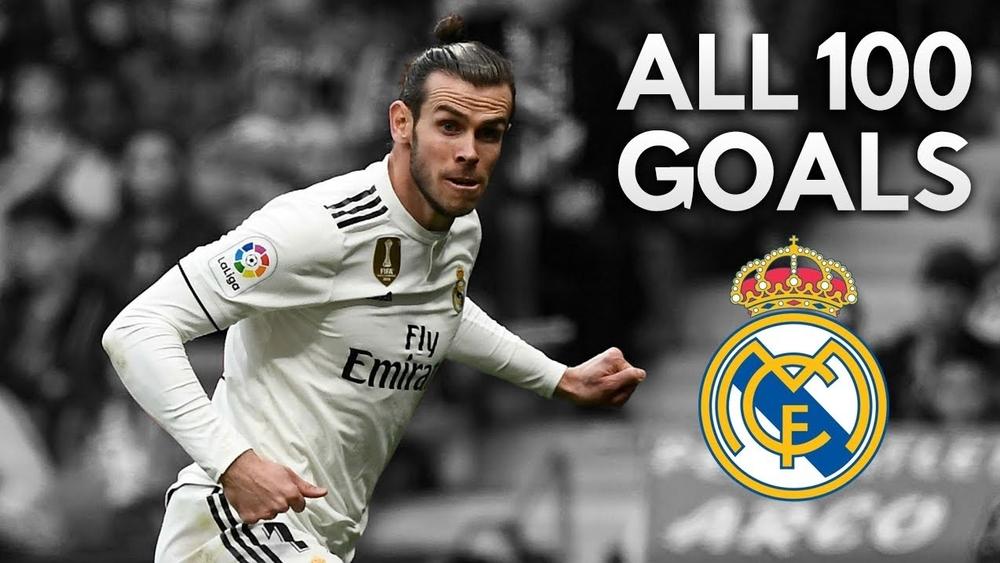 لاعب ريال مدريد جاريث بيل