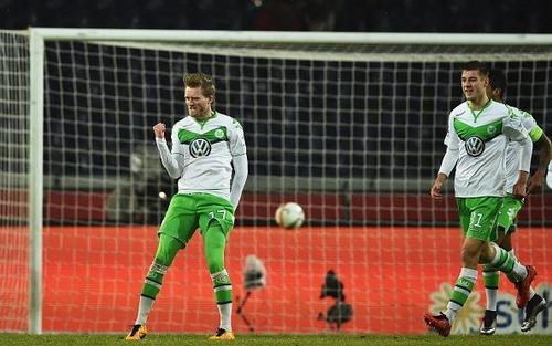 فولفسفورج يبلغ ربع نهائي دوري الأبطال