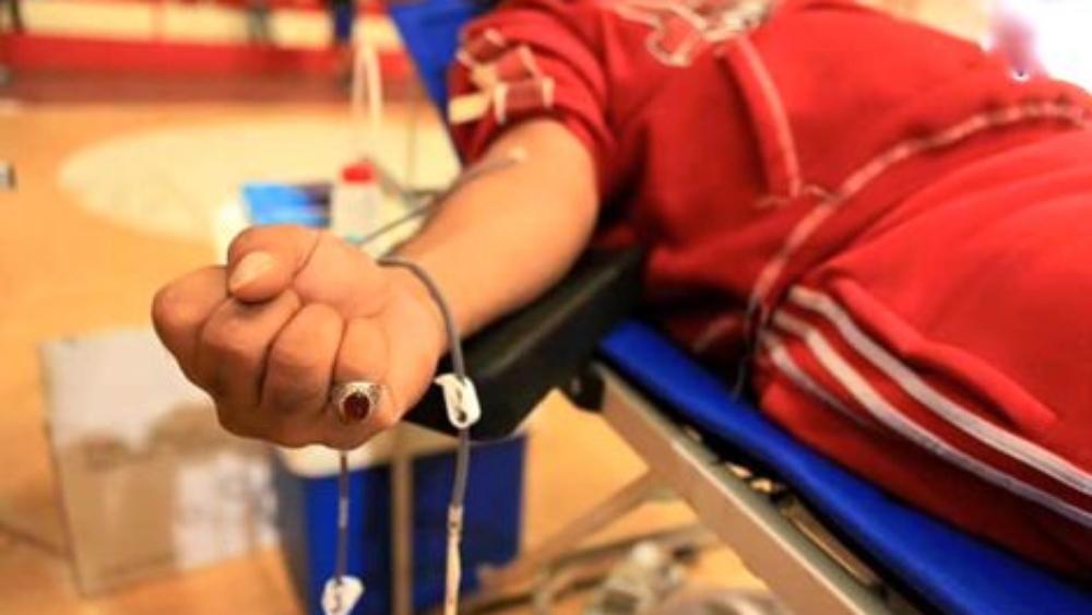 """230 ودادي في حملة """"الوينرز"""" للتبرع بالدم"""