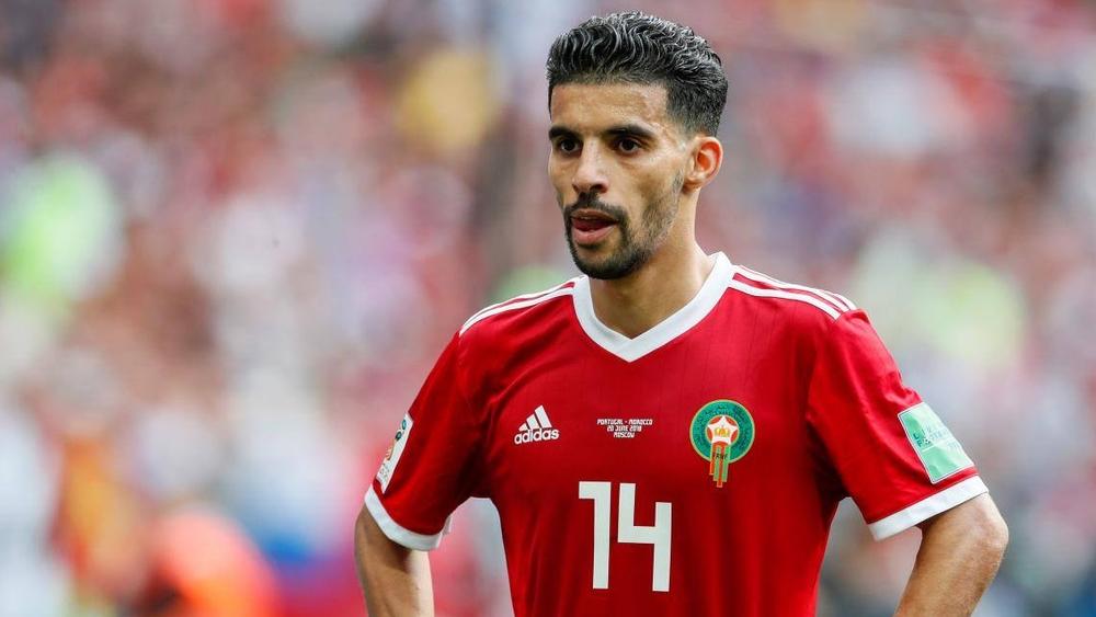 """بوصوفة """"أفضل لاعب أفريقي"""" في تاريخ الدوري البلجيكي"""