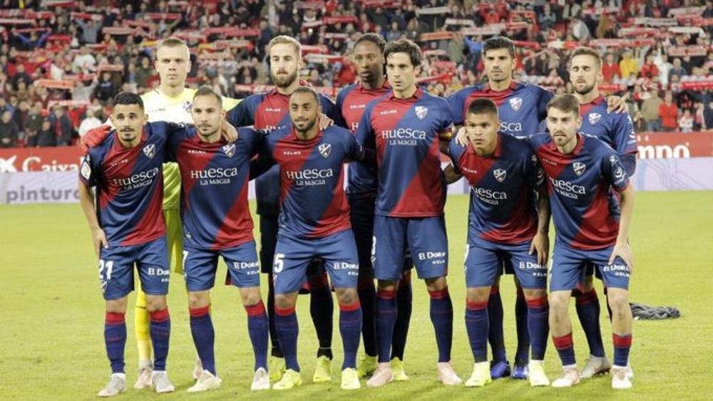 رسميًا   ويسكا يعود إلى الدوري الإسباني