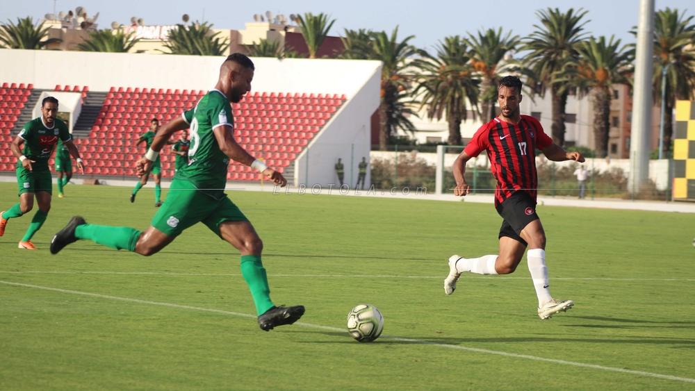 ترتيب و جدول الدوري المغربي الدرجة الثانية